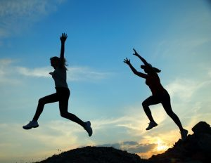 It's Time to Jump! 3 Ways to Leap Into the Life of Your Dreams
