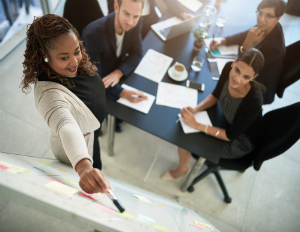 5 Ways to Go From Co-Worker to Boss and Get R-E-S-P-E-C-T