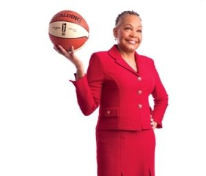 The Most Powerful Women in Business: WNBA's Lisa Borders