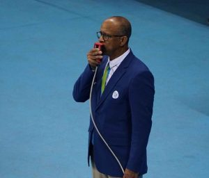 Dr. Cecil Gordon on Becoming the First Black Director of the USA Swimming Foundation