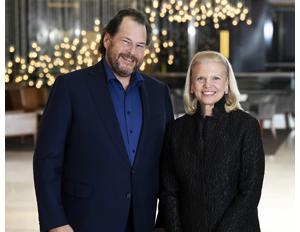 New Tech Power Couple: IBM Watson and Salesforce Einstein