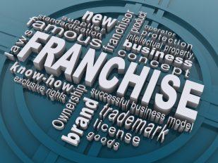 female franchise owner
