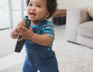 Low-Income Five-Year-Olds Hurt by Too Much TV Watching