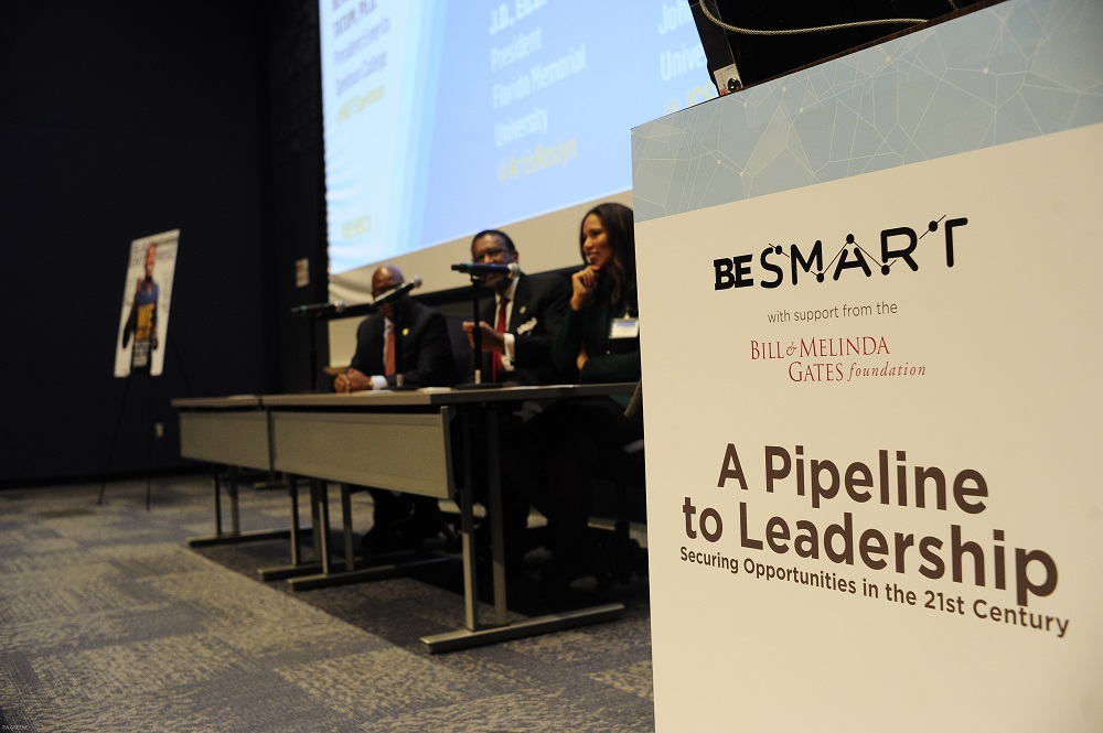 BE Smart HBCU Summit: A Pipeline to Leadership