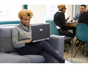 Seeing Is Believing: Creating More Stock Images of People of Color in Tech