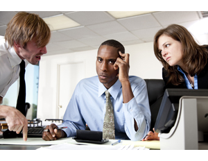 African American Employees Cannot Afford to Be Labeled as an Angry Black Male or Female