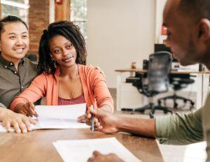 black financial planners