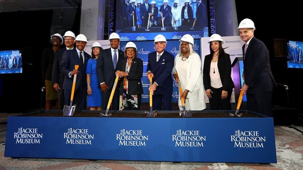 Jackie Robinson Museum to Open in New York City in 2019