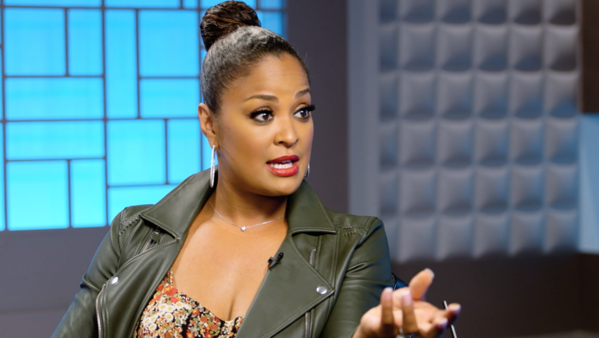 Laila Ali Let's Work Ethic, Not Legacy, Dictate Her Success (Exclusive)