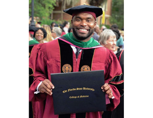 Black Pittsburgh Steeler Is Now a Neurosurgeon at Harvard