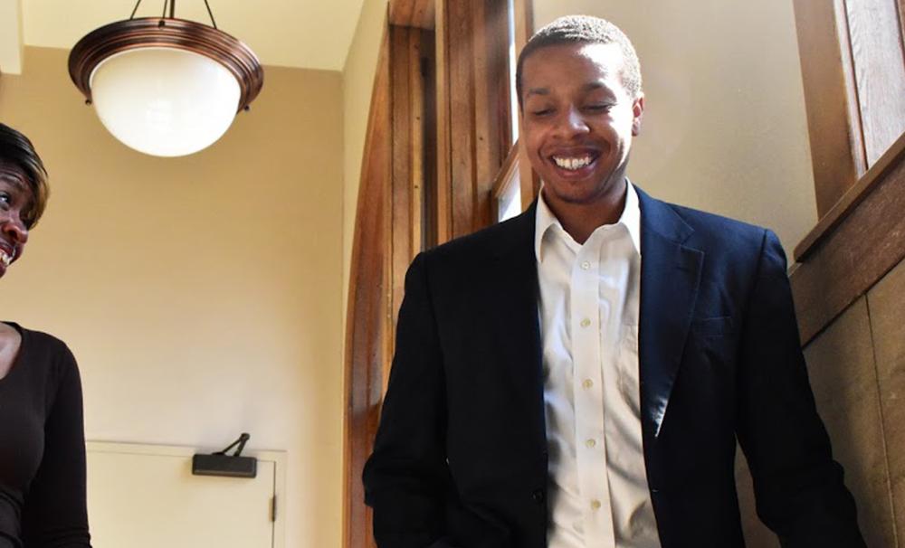 BE Modern Man: Meet 'The Small Business Analyst' James Methu
