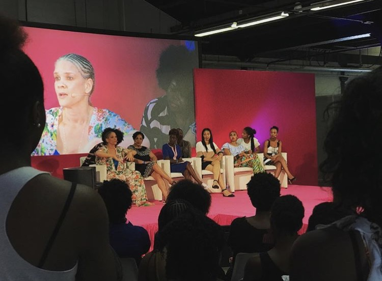 Paris Holds the Largest Natural Hair Conference in the World