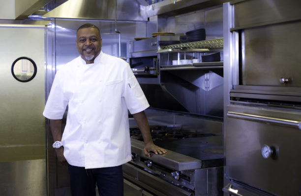 An Executive Chef Dishes Out the Secret to Success in the Culinary Business