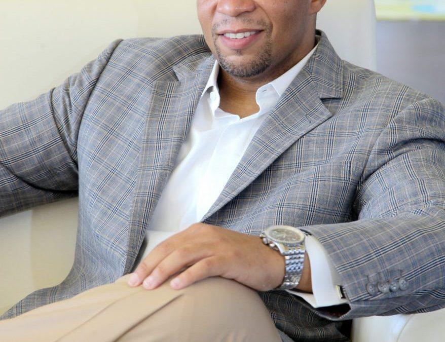 BE Modern Man: Meet 'Mr. Philanthropy' Leonard M. Edwards II