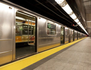 Student Has Commencement Like No Other—on the Subway