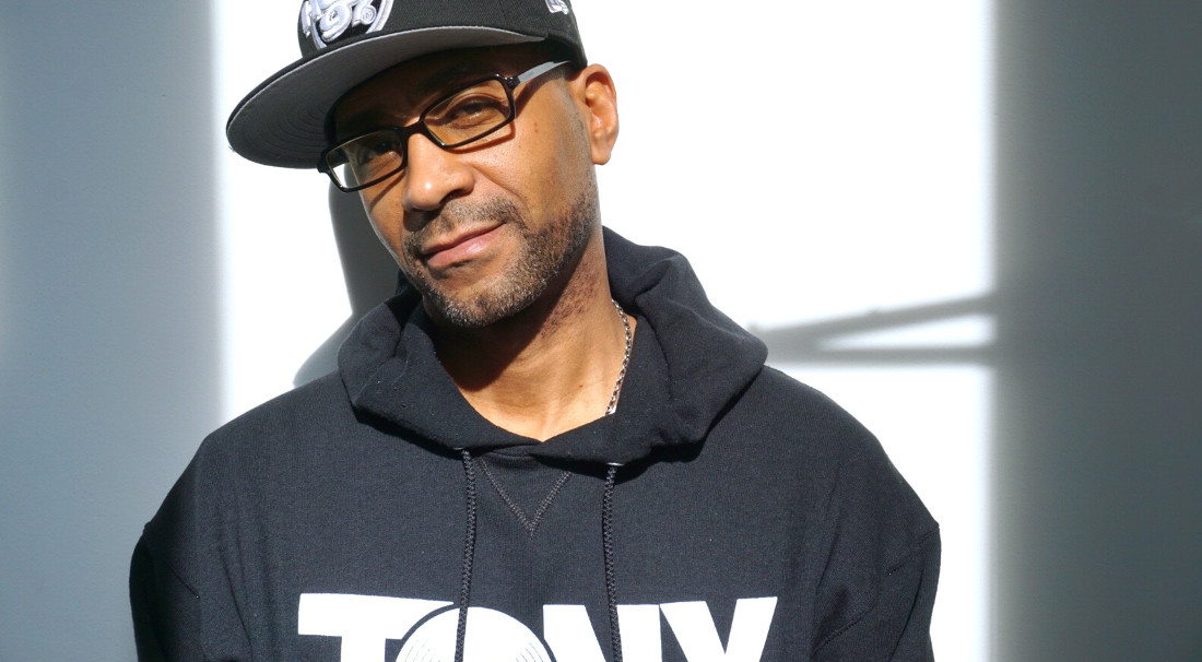 BE Modern Man DJ Tony Simmons