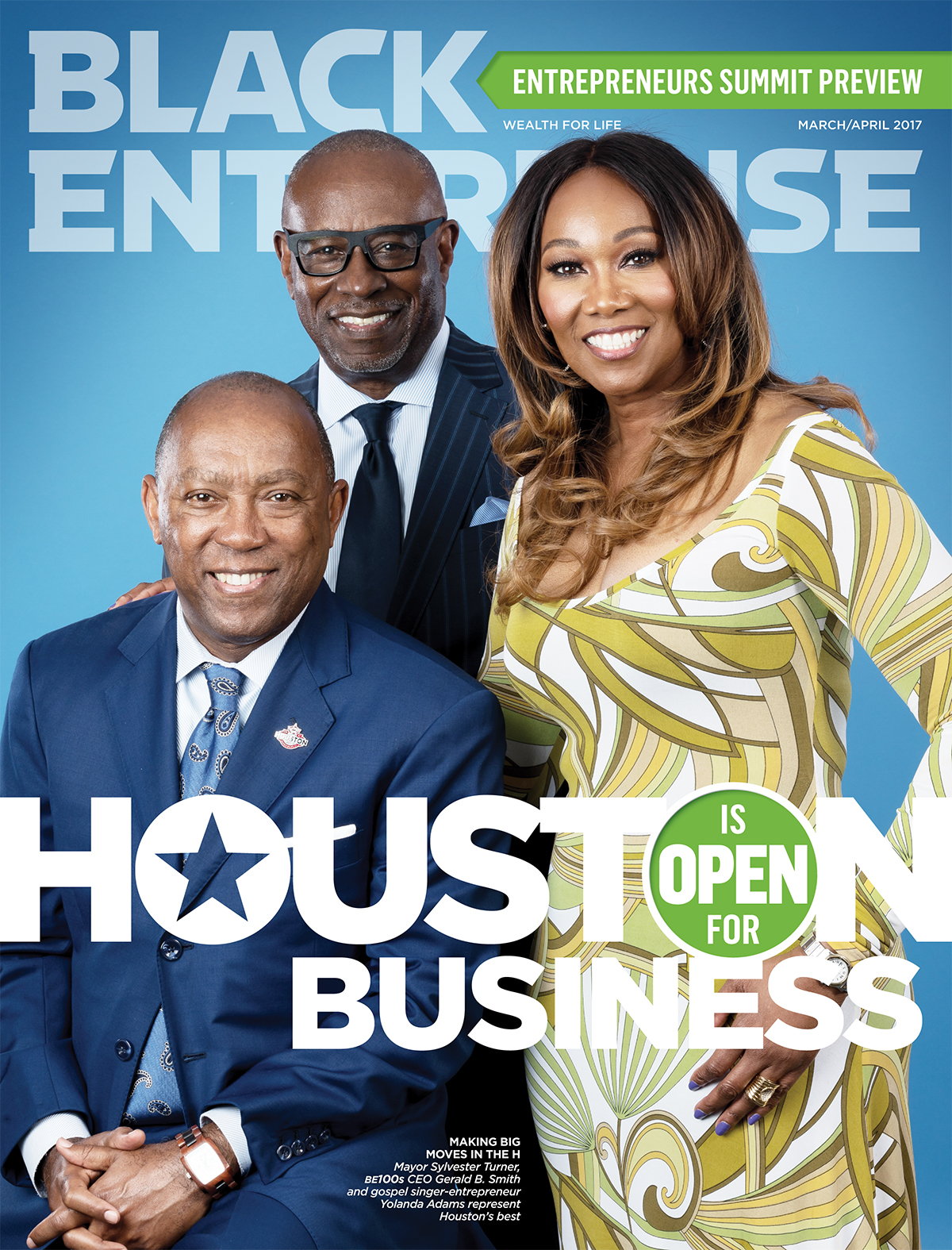 Black Enterprise magazine March/April 2017 issue