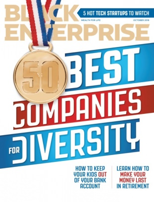 Black Enterprise magazine October 2016 issue