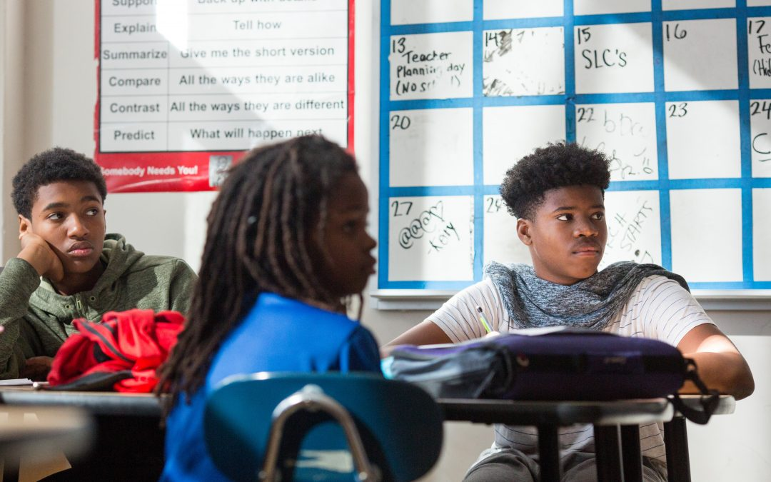 Lawyer Turns Back on Lucrative Career to Teach Low-Income Kids of Color