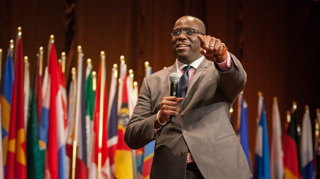 "BE Modern Man: Meet ""Mr. Empowerment"" Vaughn L. McKoy"