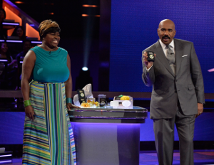 Steve Harvey's Funderdome: V-Smart Bar Creator Tanya Tibbs