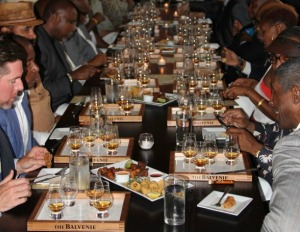 Black Entrepreneur Brings Whiskey to Harlem