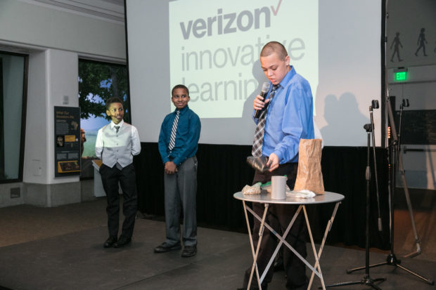 Pitch Competition (Image: Verizon)