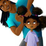 Hair Love Charecters (Image: VashtiHarrison)