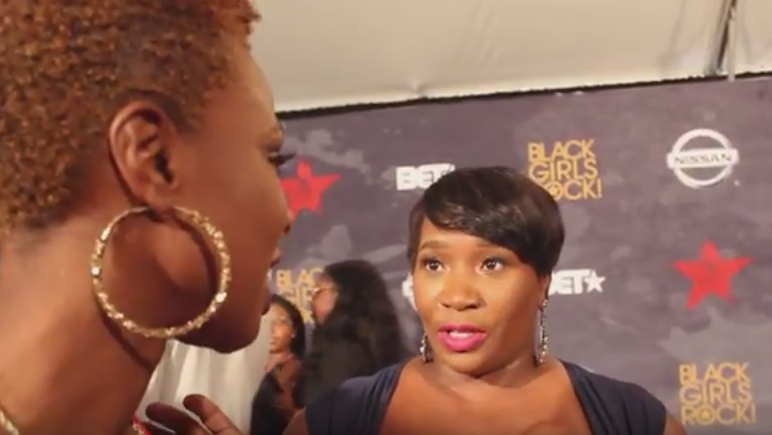 Career Advice from the Red Carpet at Black Girls Rock [Video]