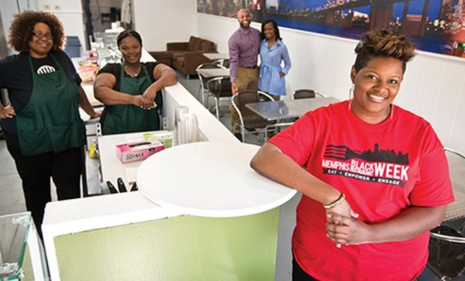 She Lost Her Job, And Then Made Over $80K in Profits During Memphis Black Restaurant Week