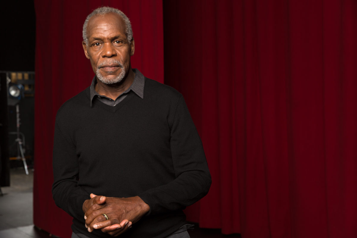 Danny Glover (Image: Airbnb, Inc.)