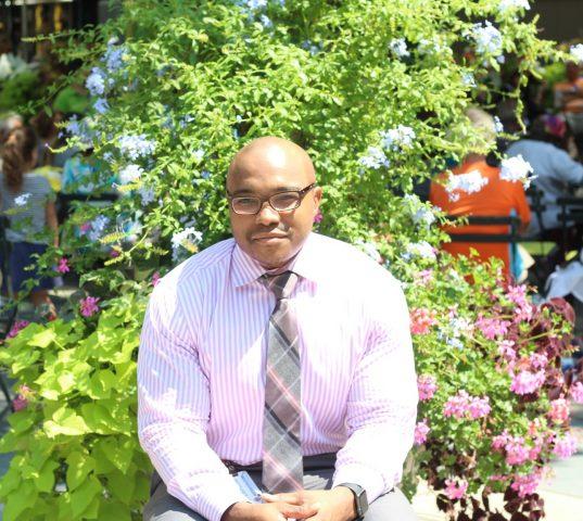 Johann Alleyne-Morris on Black Men XCEL