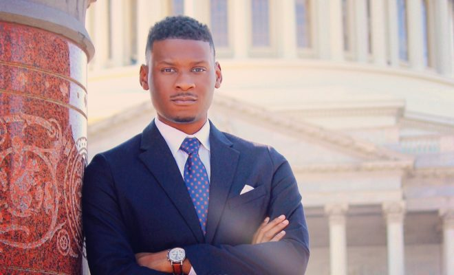 Young Black Men Excel: In the Foreign Service of the U.S. State Department