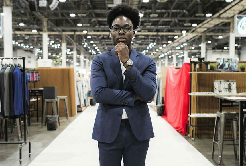 BE Modern Man: Meet 'The Fashionisto' Ronny Oppong