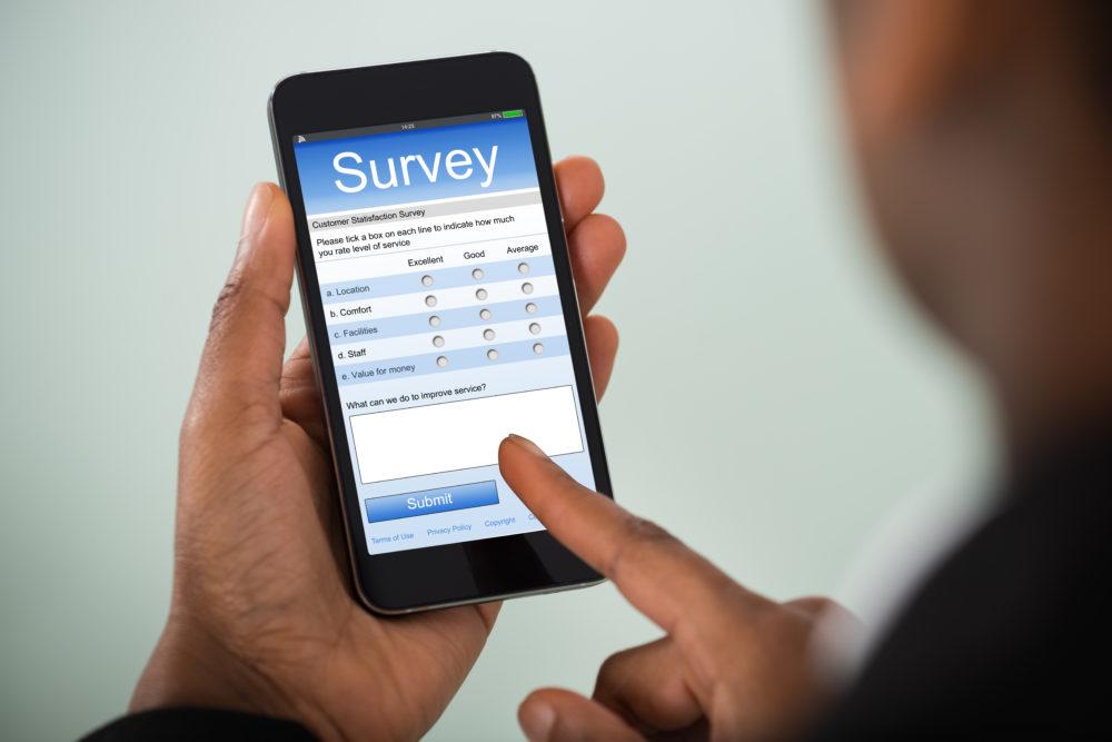 Image result for filling survey