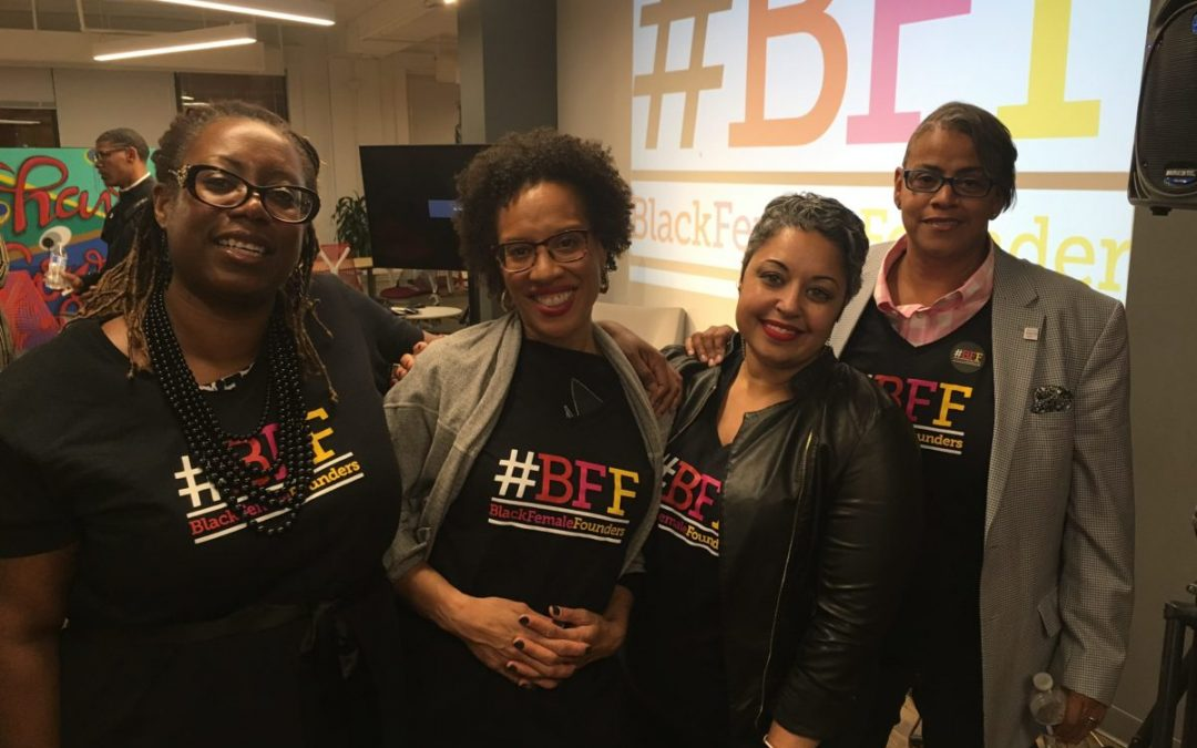 #BFF is Helping Black Female Founders Succeed in Tech