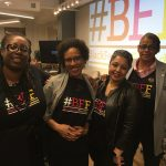 #BFF Co-founders (l-r): Sibyl Edwards, Xina Eiland, Erin Horne McKinney, and Melissa Bradley (photo: Brandon Luong)