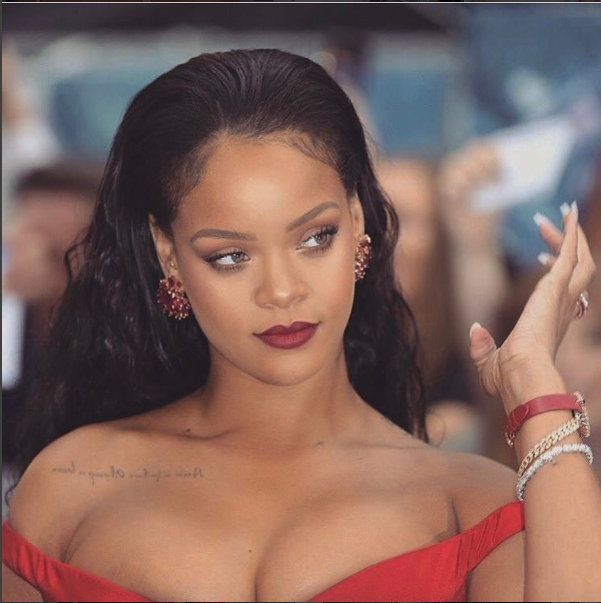Rihanna Drops New Fenty Cameo Jewelry Collection Paying Homage To Black Women