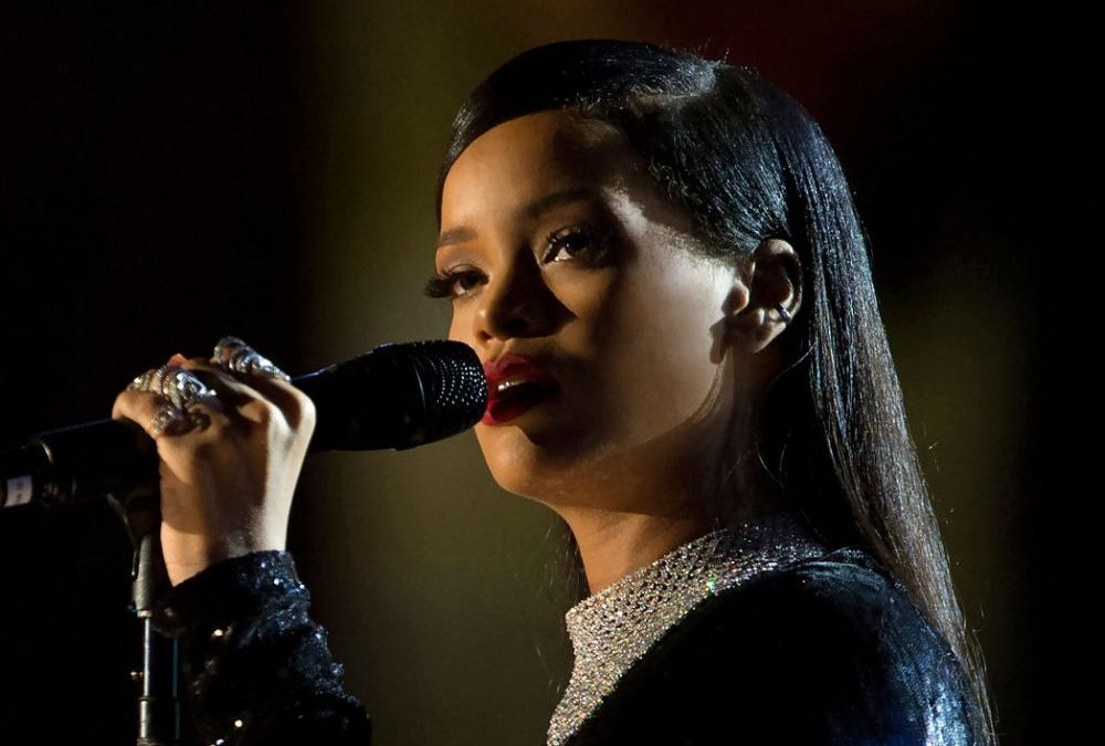 Amazon Reportedly Paid $25 Million for Rights to Rihanna Documentary