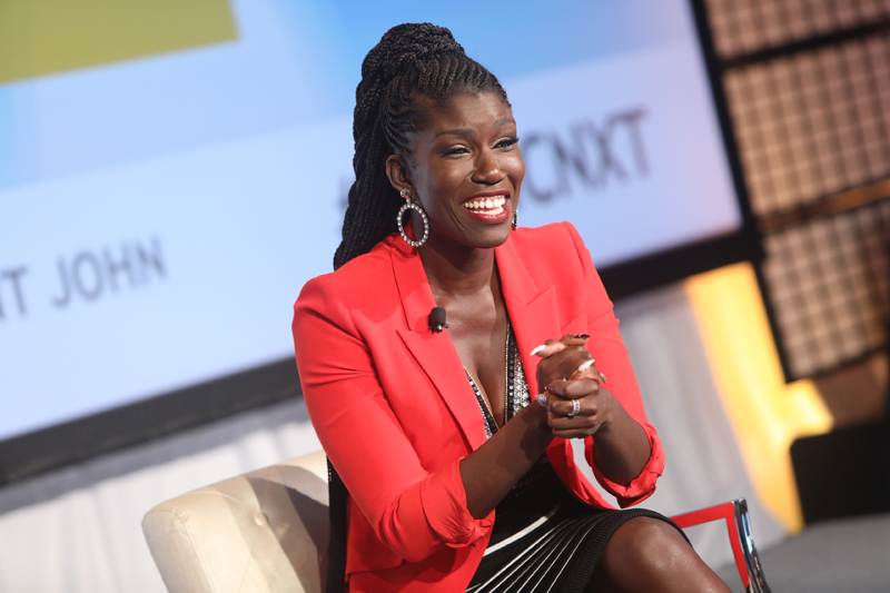 Bozoma Saint John is Helping Papa John's Re-Brand
