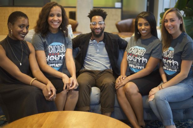 Chicago Youth Opportunities Initiative