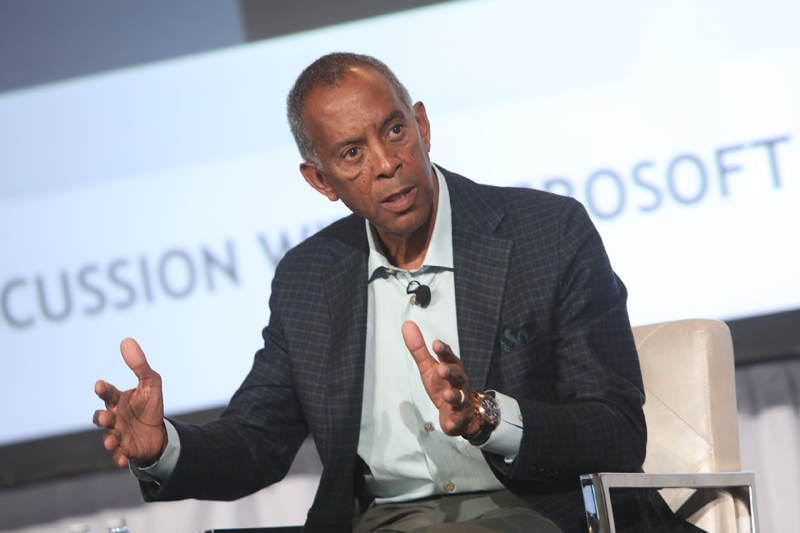 Microsoft Chairman John Thompson on Racism and Assimilating to Succeed in Silicon Valley