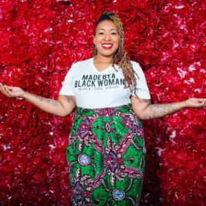 Shelly Bell, Black Girl Vision (Image: WDCEP)