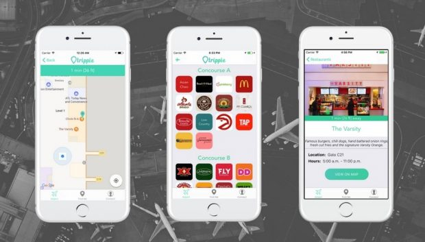Trippie App Screenshots