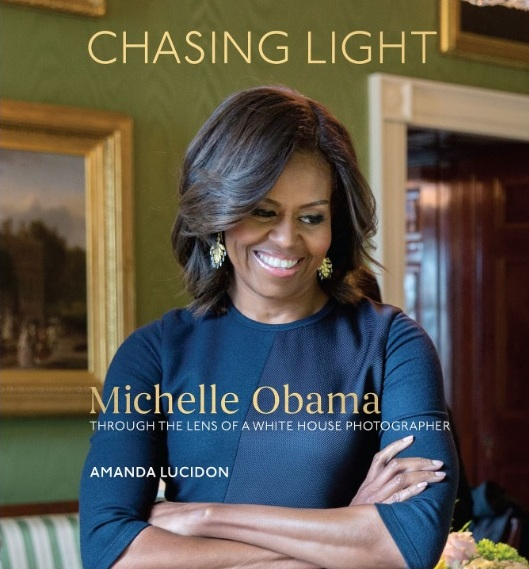 #FridayReads: Loving on Michelle Obama With 'Chasing Light'