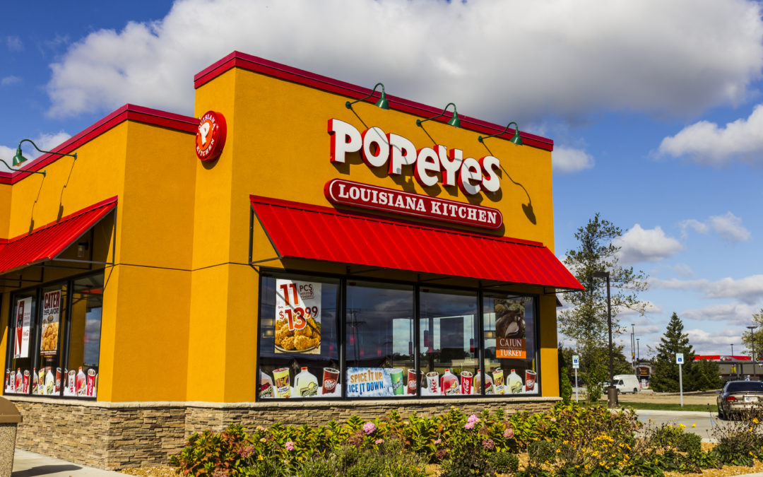 Popeyes is Sharing Its Netflix Password With Customers During Their 'Fried Chicken and Chill' Campaign