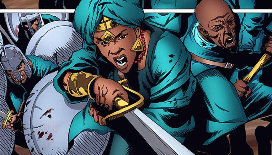 The Business of Black Comic Books