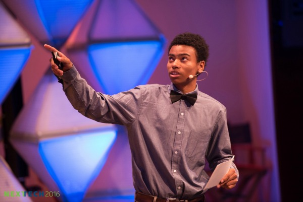 17-Year-Old Tech Phenom Develops Apps that Address Social Problems