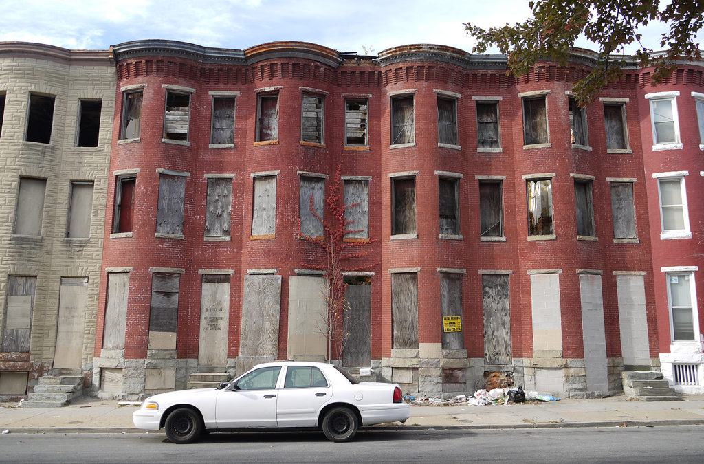 Baltimore May Sell Homes For 1 To Revive Neglected
