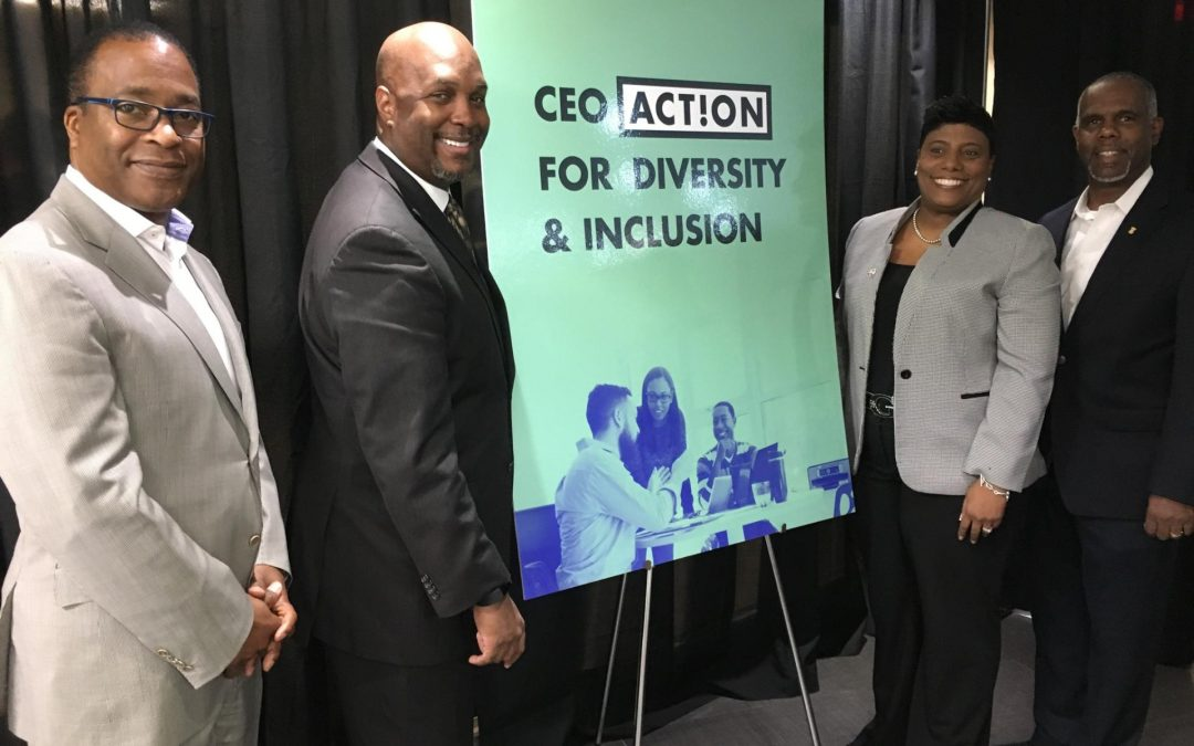 Will African American Executives Realize Gains from CEO Action for Diversity & Inclusion?
